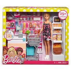 FRP01 Barbie - Il Supermercato di Barbie