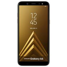 SAMSUNG - Galaxy A6 Oro 32 GB 4G / LTE Display 5.6