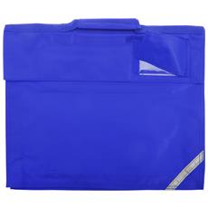 Cartella Portadocumenti (taglia Unica) (blu Reale Acceso)
