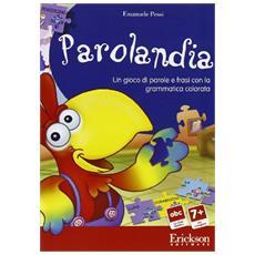 Parolandia. Un gioco di parole e frasi con la grammatica colorata. CD-ROM