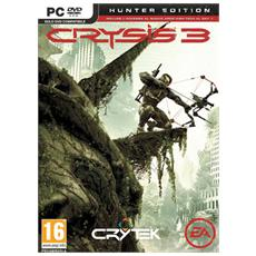 PC - Crysis 3 Limited Hunter Edition