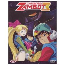 DVD INVINCIBILE ZAMBOT 3 (L') #01 (es. IVA)