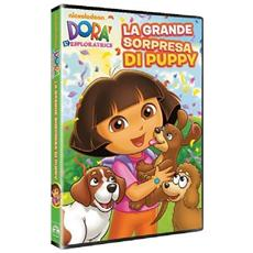 Dora L'Esploratrice - La Grande Sorpresa Di Puppy
