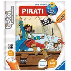 Tiptoi Libro interattivo i Pirati