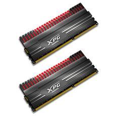 DDR3-2400, PC3-19200, 4GB x 2, CL11-13-13-35, 1.65V
