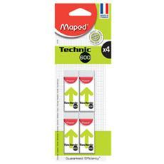 Gomma technic 600 Maped - 011724 (conf. 4)