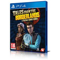 PS4 - Tales from the Borderlands