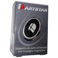 Supporto Da Auto Magnetico Universale Con Fissaggio Su Ventole Aria Danystar Es-ch076