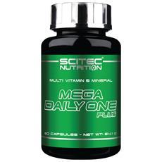 Mega Daily One Plus 60 Caps - Scitec - (multi) Vitamins-