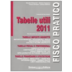 Tabelle utili 2011
