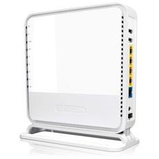 Router Wireless WLR-8100 X8 AC1750 (450 Mbps + 1300 Mbps) 4 Porte Gigabit Ethernet 10/100/1000 Mbps / 1 Porta USB 2.0 / 1 Porta USB 3.0 App MyWiFi