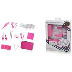 Kit 14 in 1 Travel Rosa 3DS DSI DSLITE