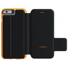 D3O Bookcase per iPhone 6 Plus / 6s Plus nero