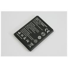 Batteria Potenziata Hb4w1 Compatibile Huawei Ascend G510 Y530 Y210 Da 2200ma