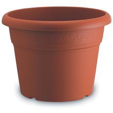 """Vaso In Plastica """"ruber"""" Cm. 60"""