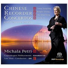 Chinese Recorder Concertos