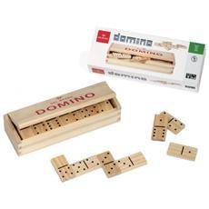 Gioco Domino In Legno Giochi *00628