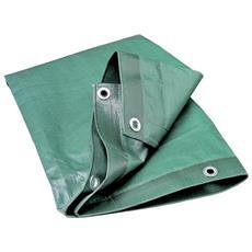 Telone Incerato Per Legna Da Ardere Verde 600x150 Cm 5124000