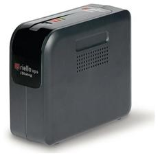 RIELLO UPS - Riello iDialog 600VA 4AC outlet (s) Compatta Nero...
