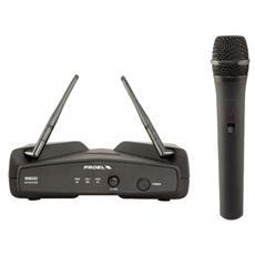 WM202M UHF Channel Wireless Microphone System