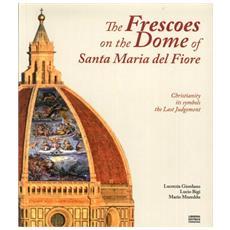 The frescos on the dome of Santa Maria del Fiore