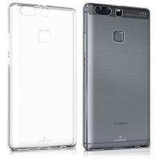 Cover Ultra Fina Trasparente Morbida In Air Gel Per Huawei P9 Plus