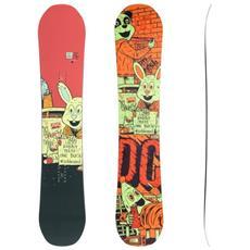 Tavola Snowboard Ply Rosso Nero 153