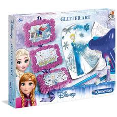 Frozen - Glitter Art