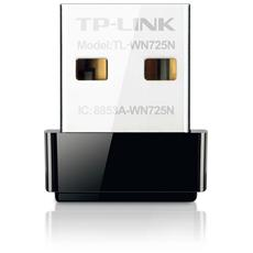TL-WN725N Nano Scheda di Rete Wireless USB N150