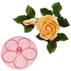 Tagliapasta Rosa Semplice In Pasta Di Gomma