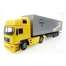 6104/03 Man E2000 Truck Semitrailer 1/50 Modellino