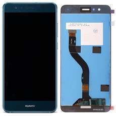 Ricambio Schermo Display Originale Huawei Lcd + Touch Screen Unit Digitizer Blu Per P10 Lite + Kit Attrezzi Smontaggio