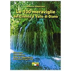 Le 100 meraviglie del Cilento e Vallo di Diano. Con mappa