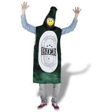 Costume Carnevale Birra M-l
