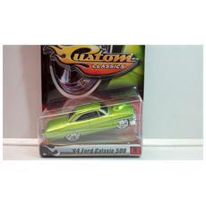 Hot Wheels - Custom Classics -'64 Ford Galaxie 500 - Verde