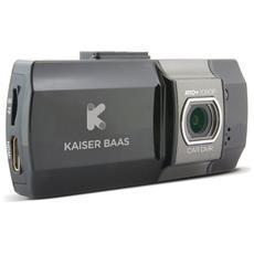 Baas R10+ Videocamera Per Auto Full Hd 1080p Con G-sensor, Nero