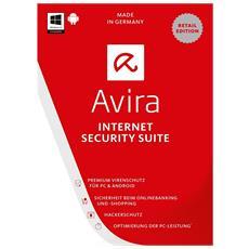 Internet Security Suite - 3 Dispositivi Per 1 Anno - Licenza Esd