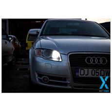 Kit Xenon H7 6000°k Canbus 2.0 Slim 35 Watt In Ferro Perfetto Per Audi A4 B7 Versione Dal 2004 Al 2008