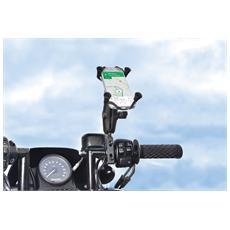 RAM-B-174-UN7U Motocicletta Active holder Nero supporto per personal communication