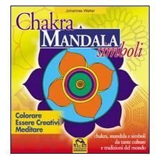 Chakra mandala simboli