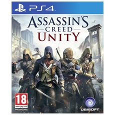 UBISOFT - PS4 - Assassin's Creed Unity