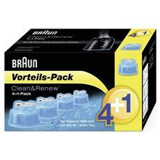 Detergente Braun CCR 4+1 Cartuccia di pulizia