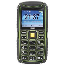 "Forte 80 Senior Phone Antiurto Display 2"" +Slot MicroSD con Tasti Grandi"