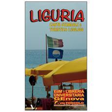 Liguria carta stradale 1:200.000