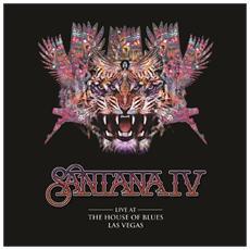 Santana IV - Live At The House Of Blues, Las Vegas (3 Lp+Dvd)