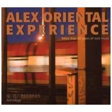 Alex Oriental Experience - Anthology (3 Cd)