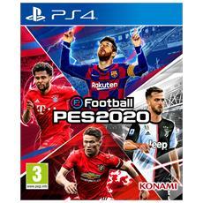 PS4 - Pro Evolution Soccer 2020