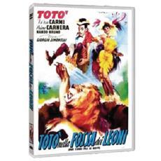 Dvd Toto' Nella Fossa Dei Leoni