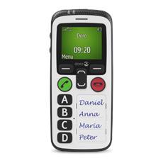"Secure 580IUP Bianco Impermeabile Display 1.8"" Bluetooth + 3G GPS - Europa"