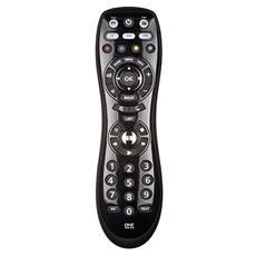 Simple 3, IR Wireless, Nero, DTV, DVD / Blu-ray, SAT, Tablet PC, TV, Set-top box TV, Web-TV, Pulsanti, 15m, 0 - 455 kHz